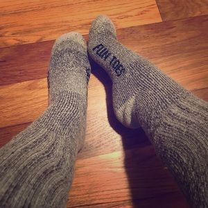 Vintage, Used Socks